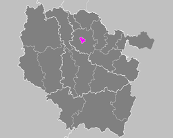 Image illustrative de l'article Arrondissement de Metz-Ville