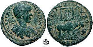 As Elagabalus 218-leg 3 Gallica.jpg