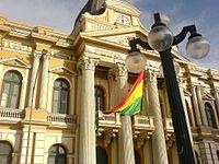 Asamblea Legislativa Plurinacional , La Paz, Bolivia.jpg