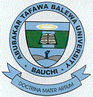 The crest of ATBU