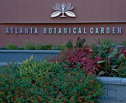 Atlanta Botanical Garden, Midtown Atlanta, Georgia, USA-3Oct2010.jpg
