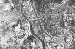 Fotografía de Nagasaki antes de la bomba atómica.