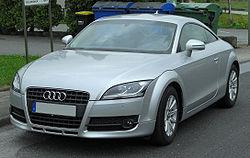 Audi TT Coupé II front 20100503.jpg