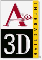 A3D logo