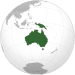 Australia-New Guinea (orthographic projection).svg