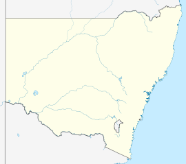 City of Blue Mountains is located in New South Wales