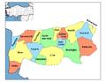 Districts of Aydın