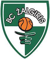 BC Žalgiris Kaunas logo