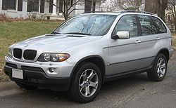 2004-2006 BMW X5 I6