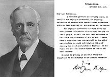 Balfour portrait and declaration.JPG