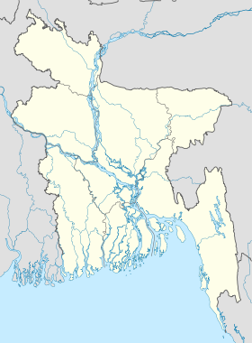 Dinajpur is located in Bangladesh
