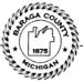 Seal of Baraga County, Michigan