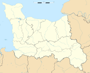 Hérouville-Saint-Clair is located in Lower Normandy