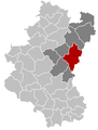 Bastogne Luxembourg Belgium Map.png