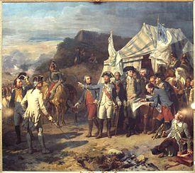 Bataille de Yorktown by Auguste Couder.jpg