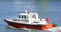 bateau-pilote du port du Havre