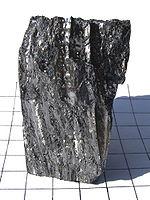 Lump of beryllium