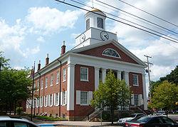 Bedford County Courthouse Pennsylvania.jpg