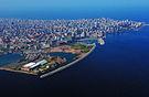 منظر عام لشبه جزيرة بيروت