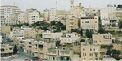 Un quartier de Bethléem