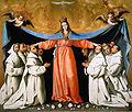 Virgen de las Cuevas Francisco de Zurbarán