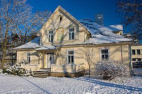 Maison des Benjamins.