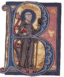 Image illustrative de l'article Bernard de Clairvaux