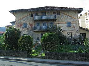 Etxe pintatua (maison peinte) du XVIIIè