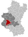 Bertrix Luxembourg Belgium Map.png