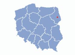 Białystok in Poland