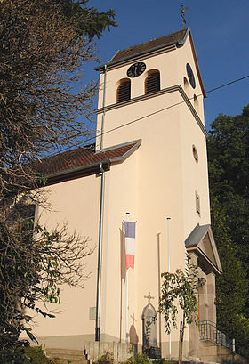 L'église Saint-Michel