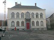 Het bisschoppelijk Paleis te Gent