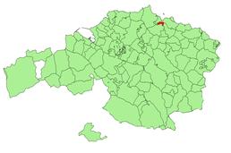 Localisation de Sukarrieta