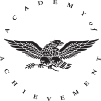 Logo of the Academy of Achievement
