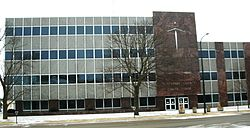 Black Hawk County Courthouse in Waterloo IA.JPG
