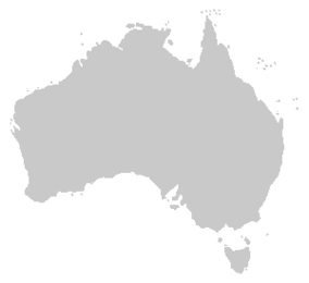 Map showing the location of Wollemi National Park