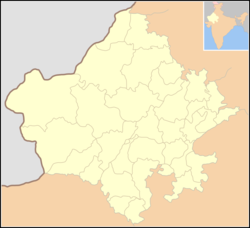 Jodhpur is located in Rajasthan