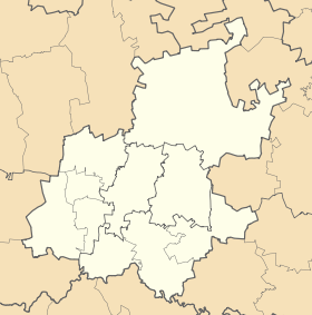 Vereeniging is located in Gauteng