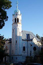 Blauwe kerk