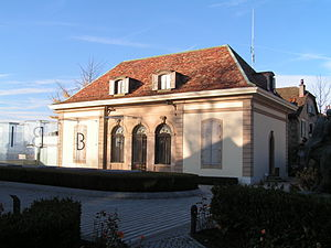 Bâtiment de la Fondation Martin Bodmer