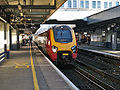 Bombardier class 221 diesel-electric at Southampton Central station, UK.jpg