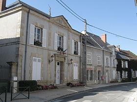 Mairie de Bou
