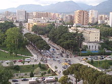 Tirana, Albanie