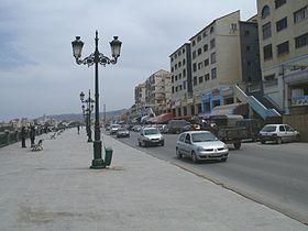 Front de mer à Boumerdès
