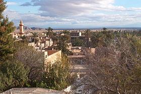 Les terrasses de Bou Saâda