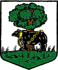 The arms of the County Council of Berwick