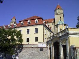 Burcht (Hrad) van Bratislava
