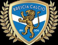 Brescia centenary badge