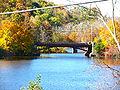 Bridge over muscoot reservoir.JPG