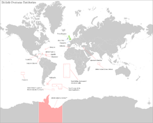 British Overseas Territories  United Kingdom  Crown Dependencies